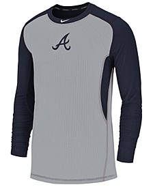 Men's Atlanta Braves Authentic Collection Game Top Pullover
