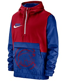Nike Men's Chicago Cubs Walkoff Anorak Jacket