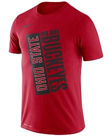 Nike Men's Ohio State Buckeyes Just Do It T-Shirt