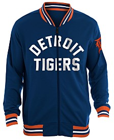 New Era Men's Detroit Tigers Lineup Track Jacket