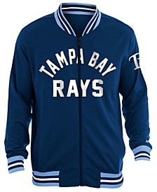 Men's Tampa Bay Rays Lineup Track Jacket