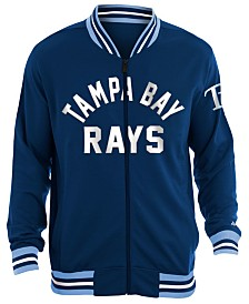 New Era Men's Tampa Bay Rays Lineup Track Jacket