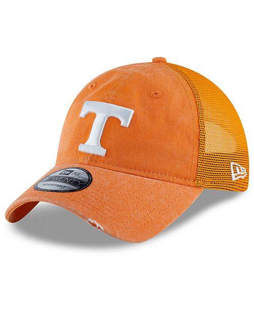 df086b51ee2 ... New Era Texas Longhorns Tonal Washed Adjustable 9TWENTY Snapback Cap ...