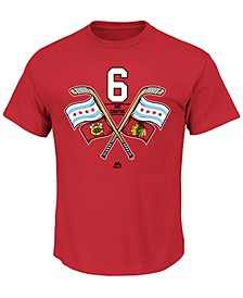 Men's Chicago Blackhawks Hometown Proud T-Shirt