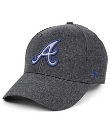 '47 Brand Atlanta Braves Flecked MVP Cap