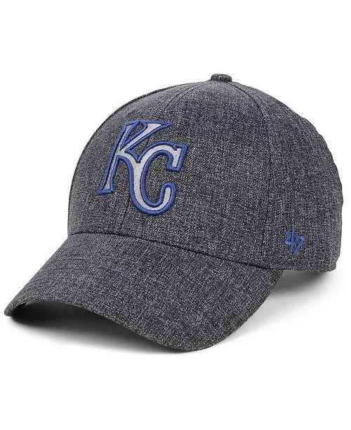 wholesale dealer 3aefb 2b1e8  47 Brand Kansas City Royals Flecked MVP Cap    ...