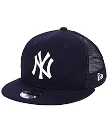 Boys' New York Yankees All Day Mesh Back 9FIFTY Snapback Cap