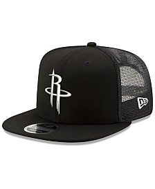 New Era Houston Rockets Dub Fresh Trucker 9FIFTY Snapback Cap