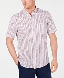 Men's Americana Star-Print Shirt, Created for Macy's