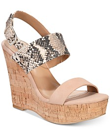 Call It Spring Acaviel Wedge Sandals