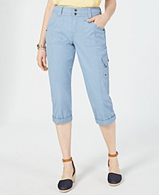 Cropped Cargo Pants, Created for Macy's