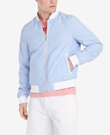 Tommy Hilfiger Men's Madison Reversible Bomber Jacket