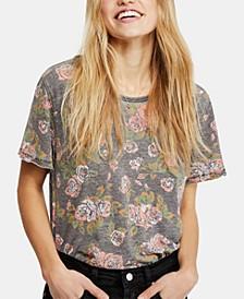 Tourist Printed T-Shirt