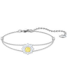 Swarovski Crystal Sunshine Link Bracelet
