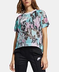 Nike Sportswear Hyper Femme Printed T-Shirt