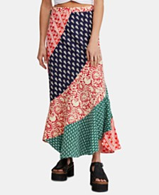 Free People Medley Maxi Skirt