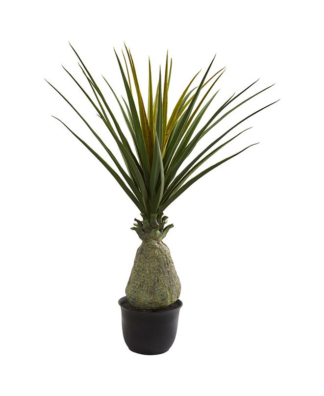 "Nearly Natural 62"" Pandanus Artificial Plant"