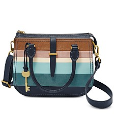 Fossil Ryder Patchwork Crossbody