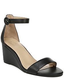 Naturalizer London Ankle Strap Sandals