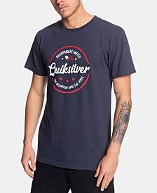 Quiksilver Men's Circular Logo T-Shirt