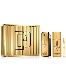 Paco Rabanne 1 Million Eau de Toilette 3-Pc. Gift Set