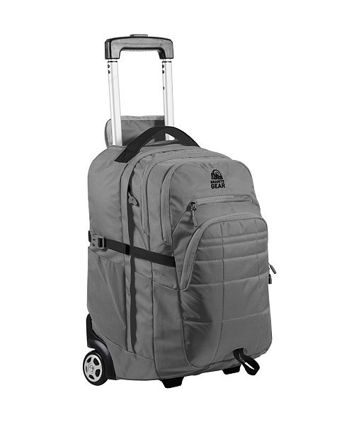 Granite Gear Trailster 39L Wheeled Backpack