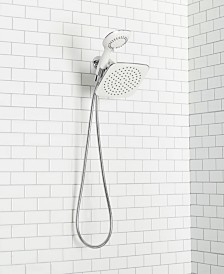 Sunbeam Dual Shower Massager with Rainfall Head Set