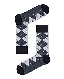 HS by Happy Socks Argyle Sock