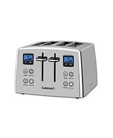 CPT-435 4-Slice Countdown Metal Toaster