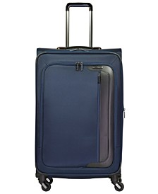 """Executive Lightweight 29"""" Softside Check-In Spinner"""
