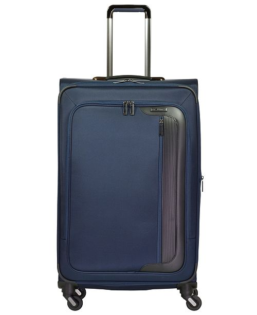 """Solite Executive Lightweight 29"""" Expandable Softside Spinner Upright"""