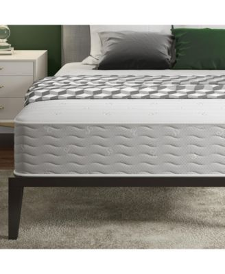Estelle 10'' Reversible Independently Encased Coil Mattress - Twin