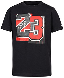 Jordan Toddler Boys 23-Print Cotton T-Shirt