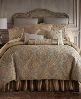Norwich 4 Piece Queen Comforter Set