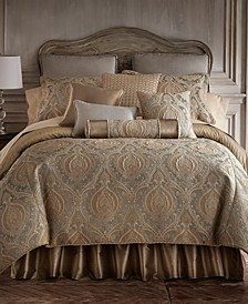 Norwich 4 Piece Queen Comforter Set