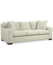 "Bangor 89"" Fabric Sofa - Custom Colors, Created for Macy's"