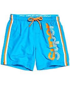 Superdry Men's State Volley Swim Shorts