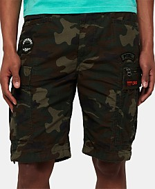 Superdry Men's Parachute Cargo Shorts