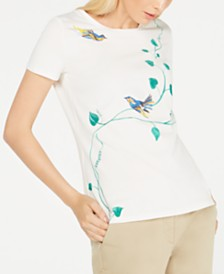 Weekend Max Mara Sele Printed T-Shirt