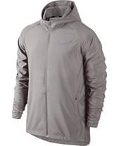 156233c9dc13 Nike Men s Essential Hooded Water-Resistant Running Jacket