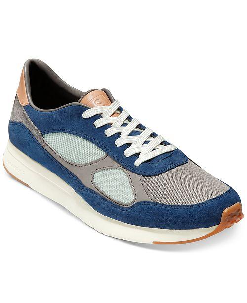 Cole Haan Men's GrandPro Classic Running Sneakers