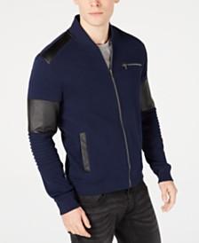 I.N.C. Men's Best Regards Knit Jacket, Created for Macy's