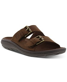 Kenneth Cole Little & Big Boys Leaf Leo Sandals