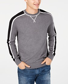 Armani Exchange Men's Colorblocked Sweater