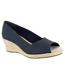 Easy Street Monique Espadrille Pumps