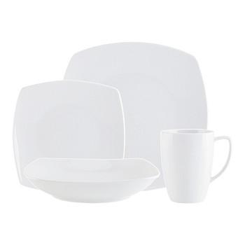 16-Pieces Godinger Encarta Dinnerware Set