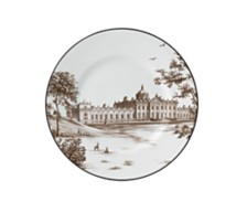 Wedgwood Parkland Accent Plate Castle Howard