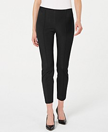Petite Seamed Skinny Pants, Created for Macy's