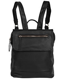Lovesome Vegan Leather Backpack