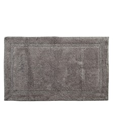 "Regency 50"" x 30"" Non-Skid Cotton Bath Rug"